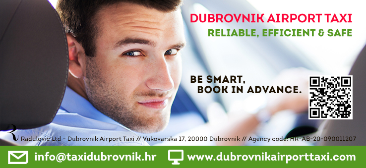 Dubrovnik Airport taxi and transfer Service